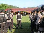 Polda Papua Dapat Tambahan 200 Personel Brimob dari NTT dan Malut