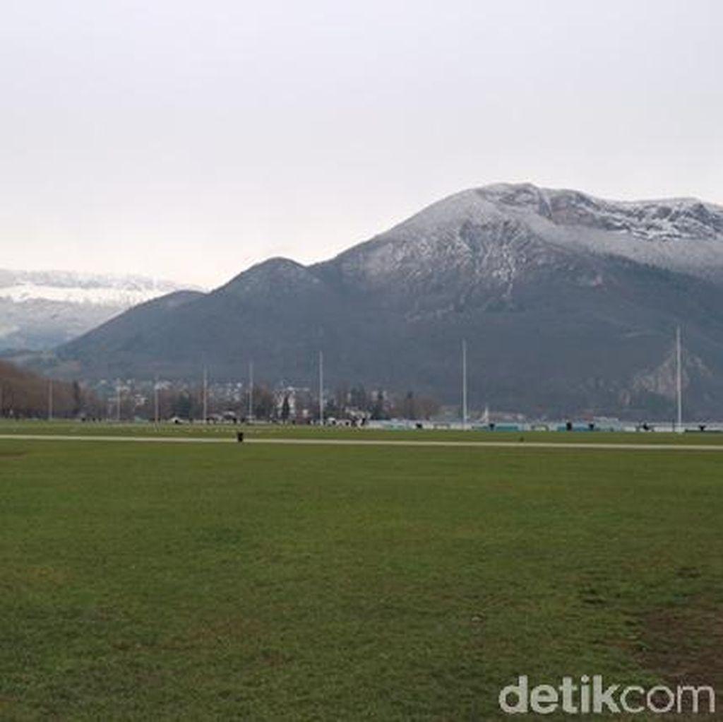 Annecy, Kota Terbaik di Prancis untuk Melihat Gunung Alpen