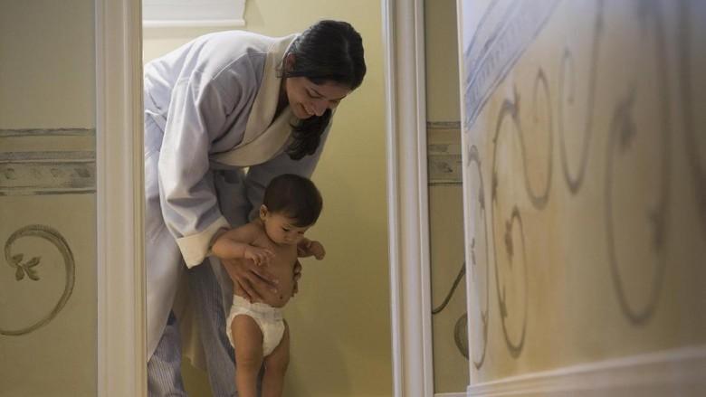 Tips Menambah Berat Badan Anak yang Kurus/ Foto: thinkstock