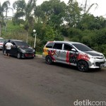 Komunitas Avanza Ajak Orang Sukabumi Berkendara Santun