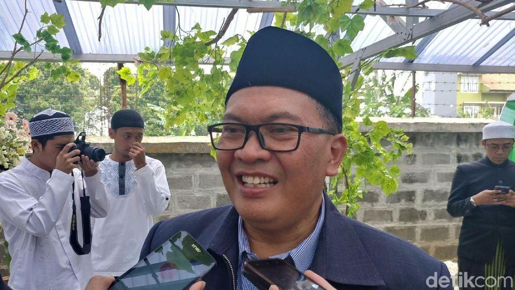 Cuti Pilwalkot, Oded Pilih Kembali ke Rumah di Cimindi