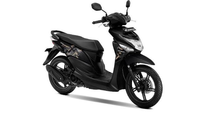 Warna-warni Honda BeAT POP eSP Model Baru