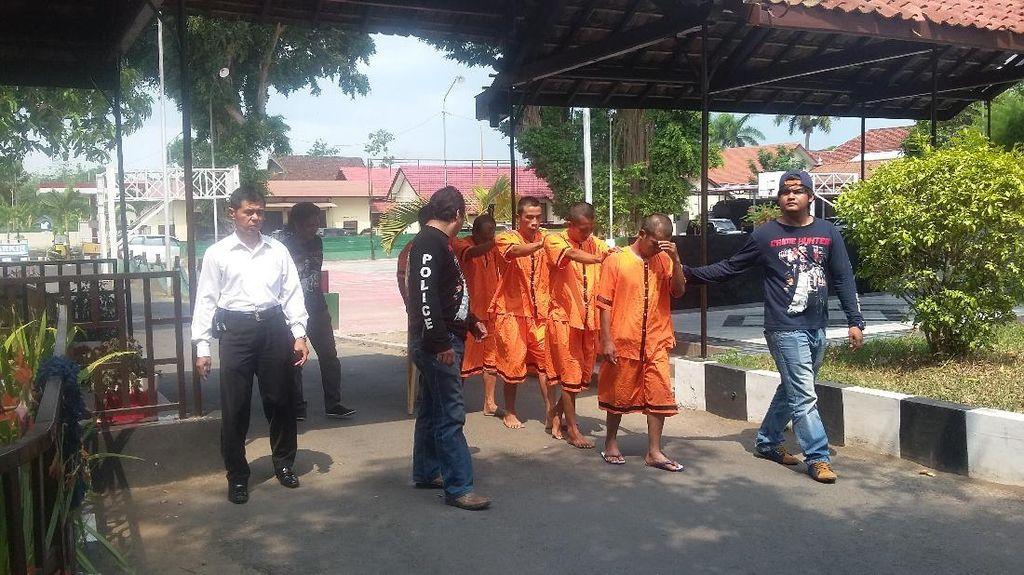 Dikejar Hingga ke Kalimantan, Gembong Curas Bondowoso Diamankan