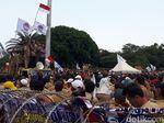 Gelar Demo di Depan Istana, Perangkat Desa Tuntut Jadi PNS