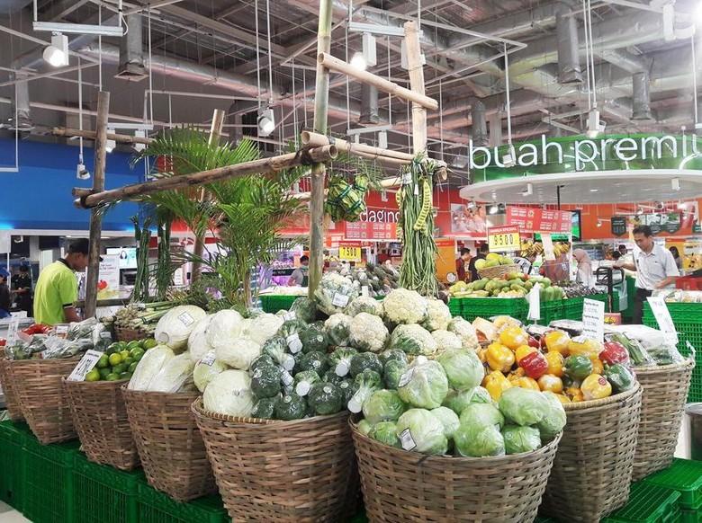Transmart Carrefour Tawarkan Promo Beragam Bahan Makanan Segar