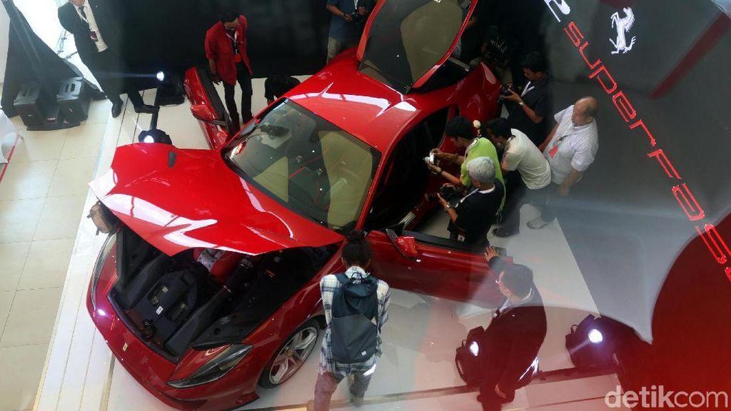 Ini Dia Mobil Terkuat Ferrari
