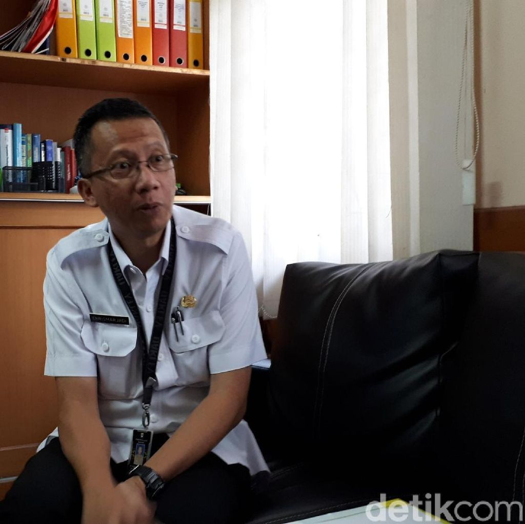 Mengintip Grafik Perceraian ASN Pemkot Bandung Sepanjang 5 Tahun