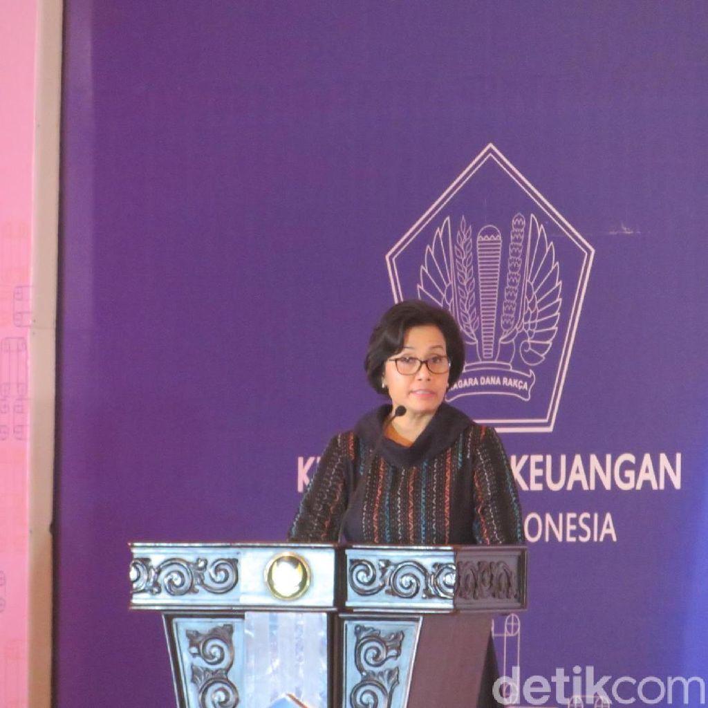 Catatan Sri Mulyani untuk Perbaikan Kualitas APBN