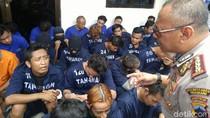 20 Hari Operasi Sikat Candi, 50 Penjahat Ditangkap di Semarang