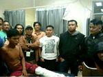 Pengeroyok Polisi yang Dikira Sopir Taksi Online Ditangkap