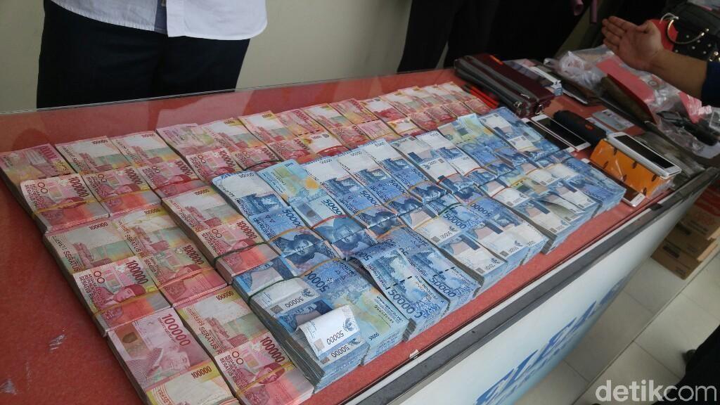 Pencurian Uang di Rekening Bank Dikendalikan Sindikat Internasional
