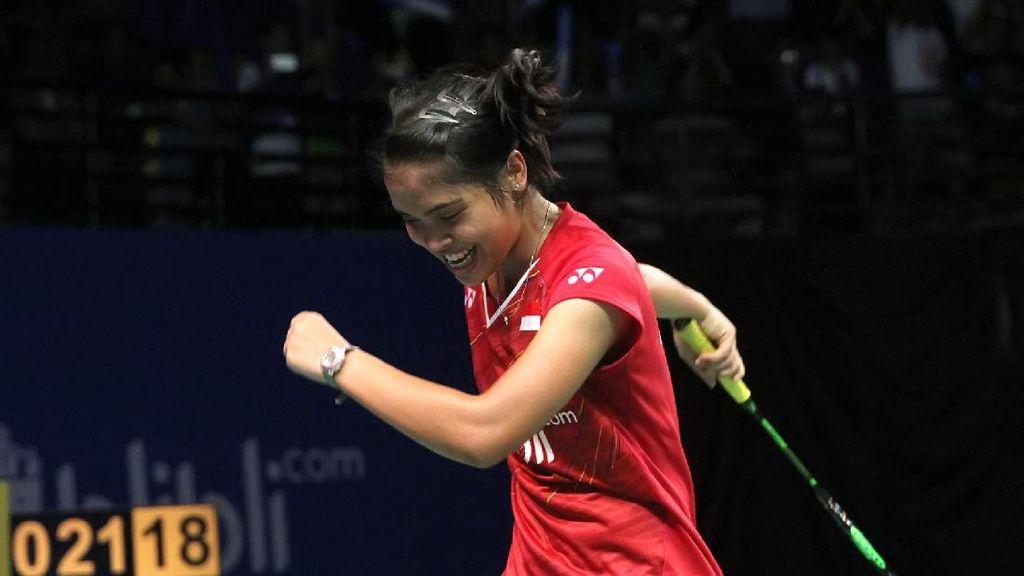 Gelar Juara Dunia Junior Jadi Modal Gregoria Melamar ke Skuat Asian Games