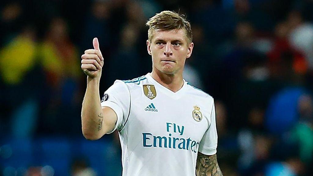 Kroos: Demi Kans Juara, Madrid Mesti Menangi El Clasico