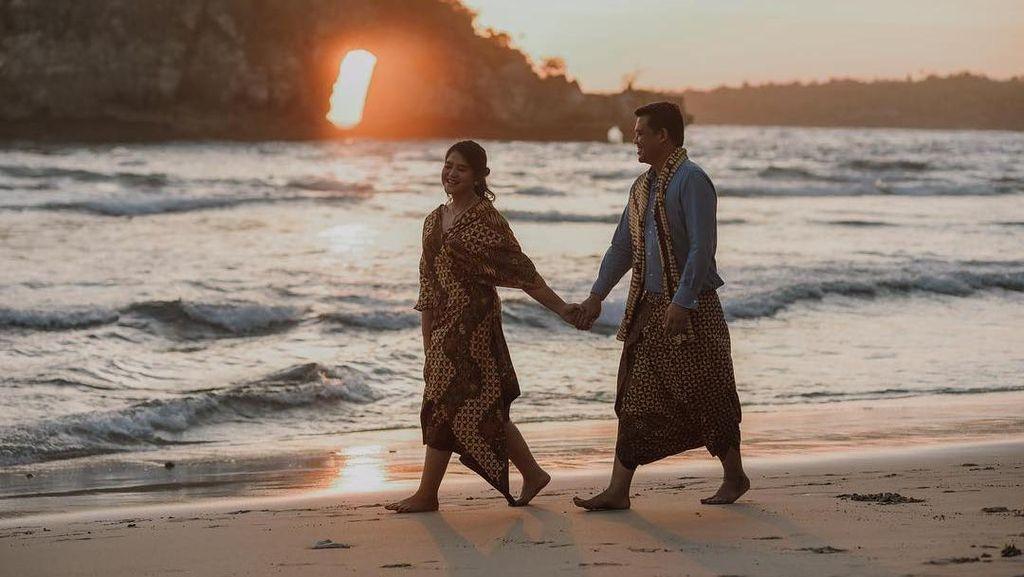Nuansa Romantis di Video Prewedding Kahiyang-Bobby