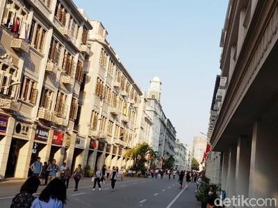 Foto: Bukan di Eropa, Ini di China