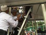 Amien Rais Ikut Aksi Tolak Perppu Ormas di Depan DPR