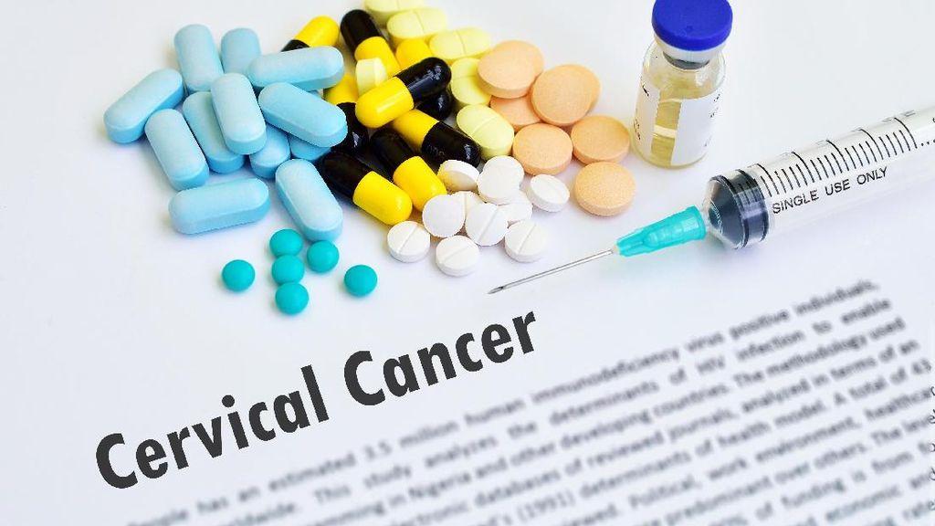 Cegah Kanker Serviks 1.200 Perempuan Jalani Tes IVA