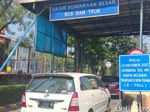 Gerbang Tol Pasteur Bandung Tak Lagi Terima Tunai