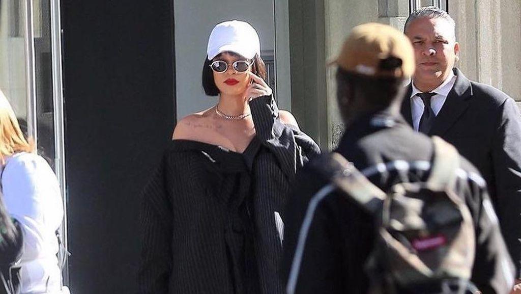 Rihanna Dirumorkan Tunangan dengan Hassan Jameel