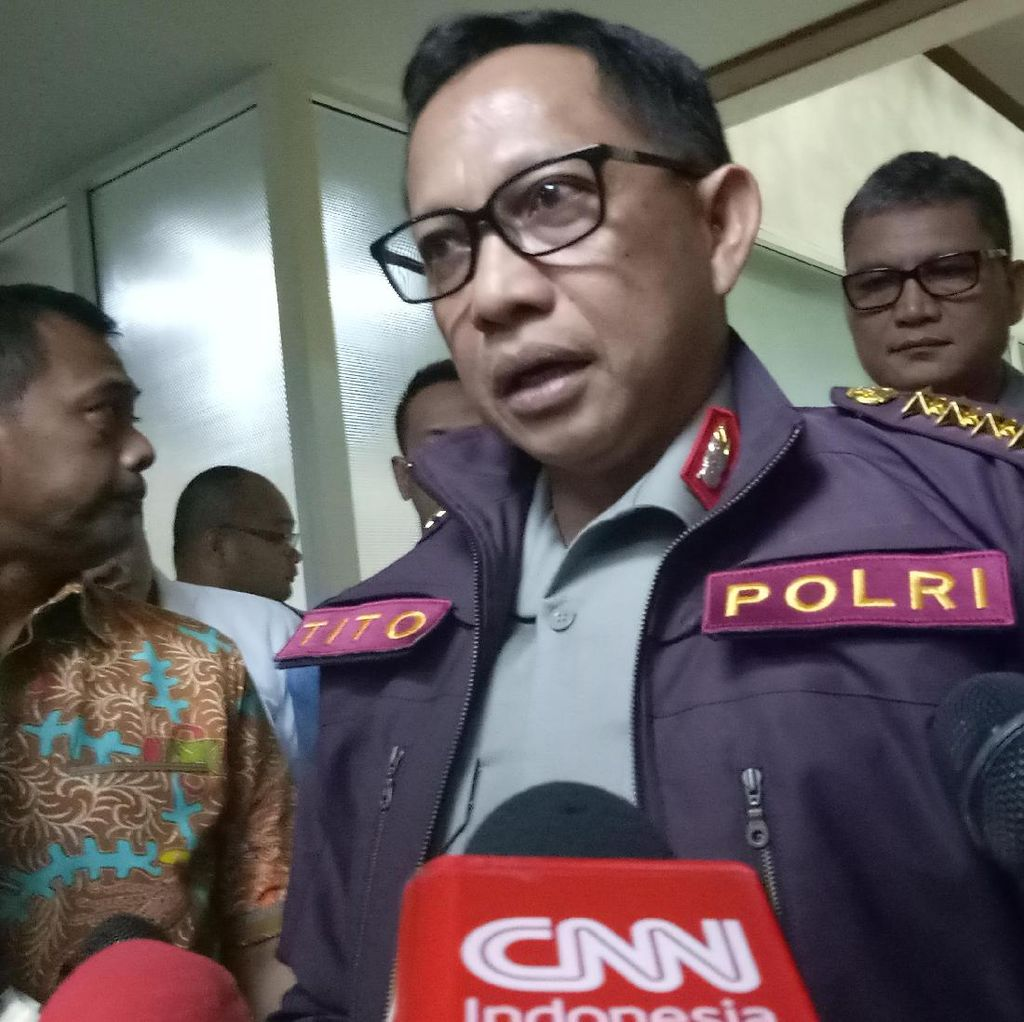 Presiden Ingin KPK-Polri-Kejagung Evaluasi Penanganan Korupsi