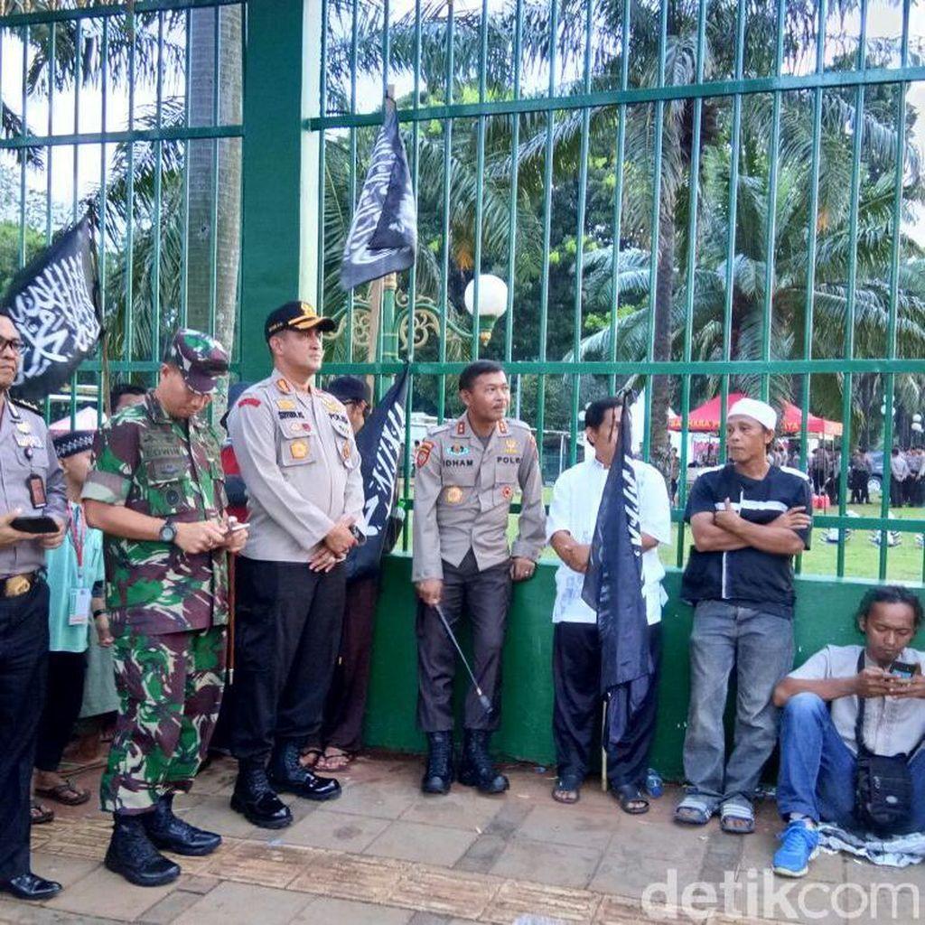 Perppu Ormas Jadi UU, Perwakilan Pendemo Masuk ke Gedung DPR