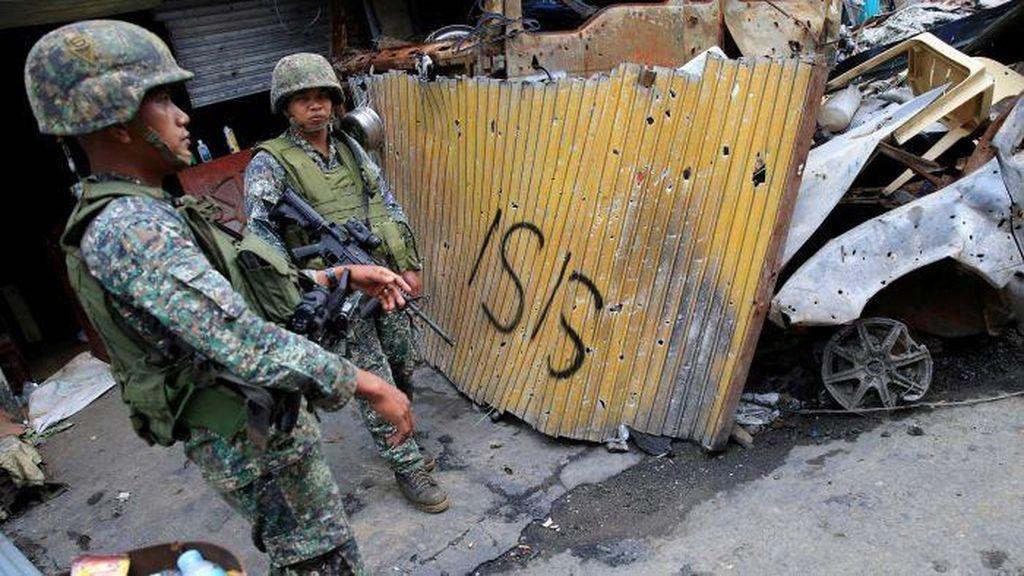 Australia Latih Tentara Filipina Perang Kota