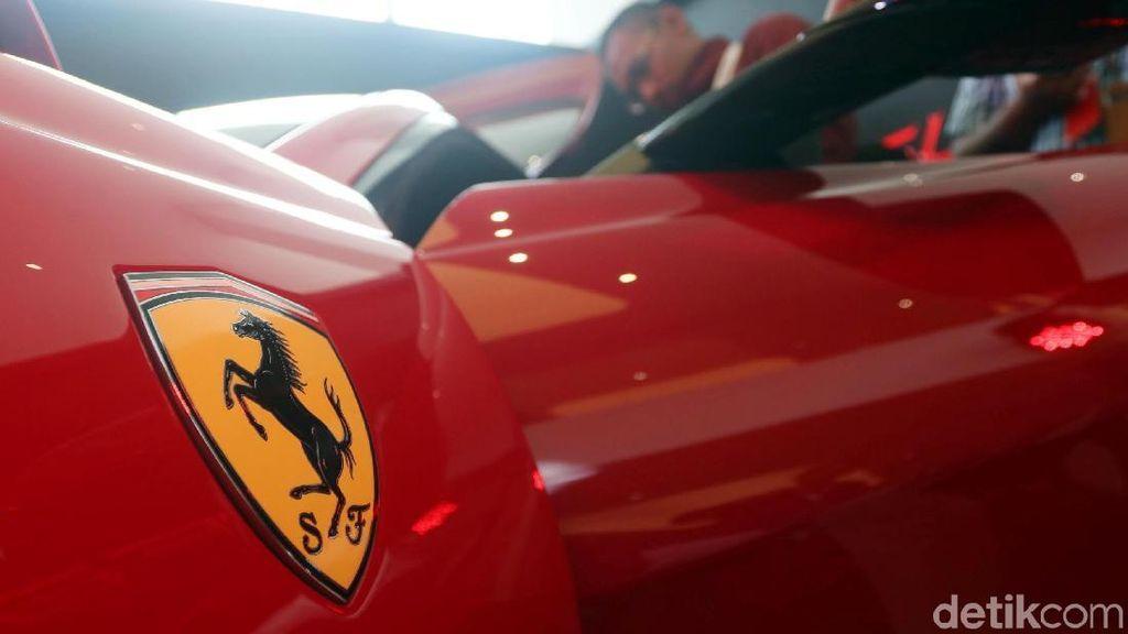 Soal Pajak, Wanbin Ferrari Indonesia Protes ke Gubernur Anies