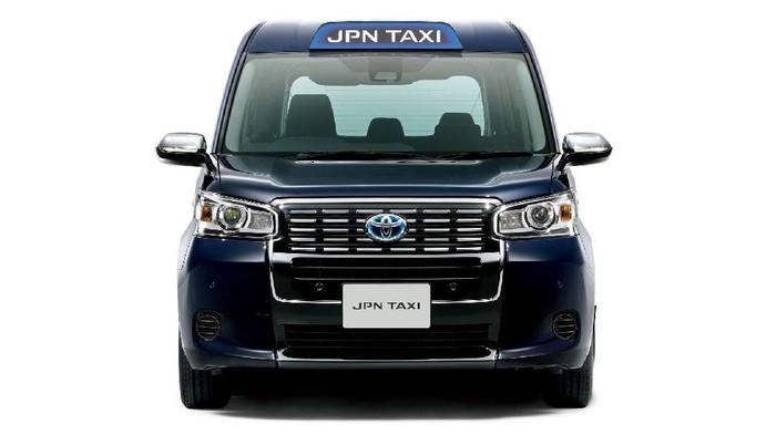 Mobil Khusus Taksi dari Toyota