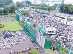Jaga Demo Tolak Perppu Ormas, Kapolda: Alhamdulillah Tertib dan Aman