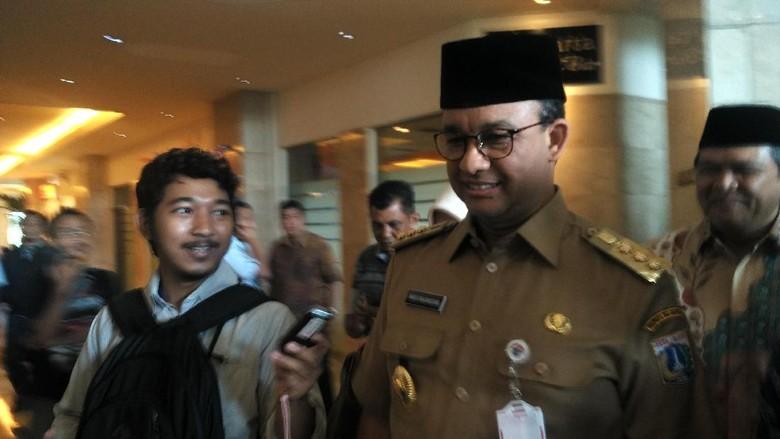 Kunjungi MUI DKI, Anies: Jakarta Harus Jadi Kota Akhlakul Karimah