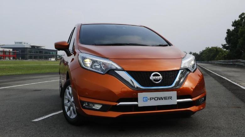 Nissan Note e-Power Masih Lama Masuk Indonesia
