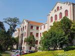 Foto: Yuk Ngintip Universitas Tercantik di China