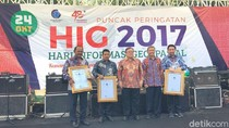 Command Center 112 Raih Penghargaan Bhumandala Award 2017