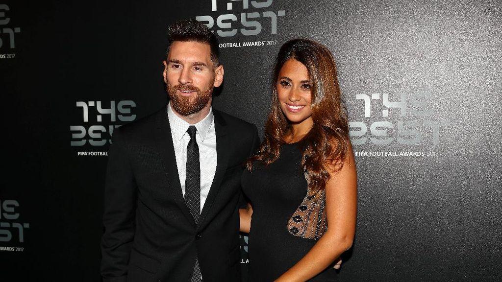 Para Pesohor di Karpet Hijau The Best FIFA Football Awards 2017