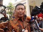 Perppu Ormas Disahkan, Wiranto: Alhamdulillah!