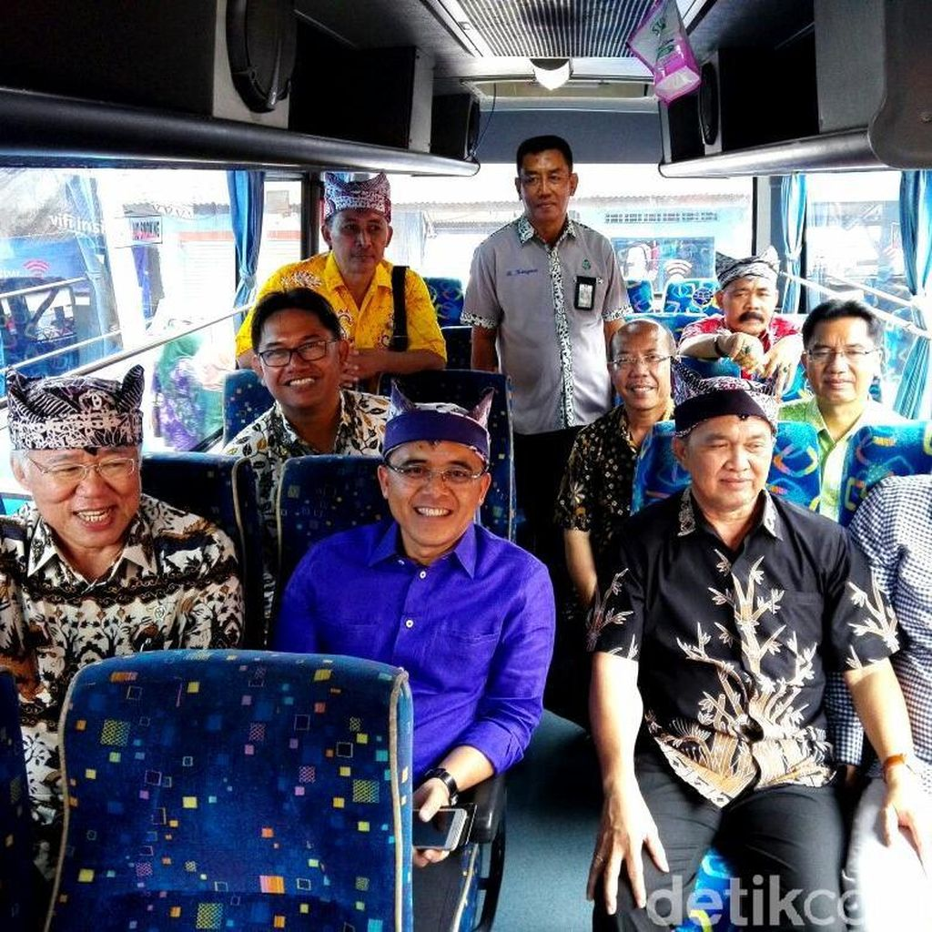 Angkutan Wisata Gratis di Banyuwangi Diminati Wisatawan