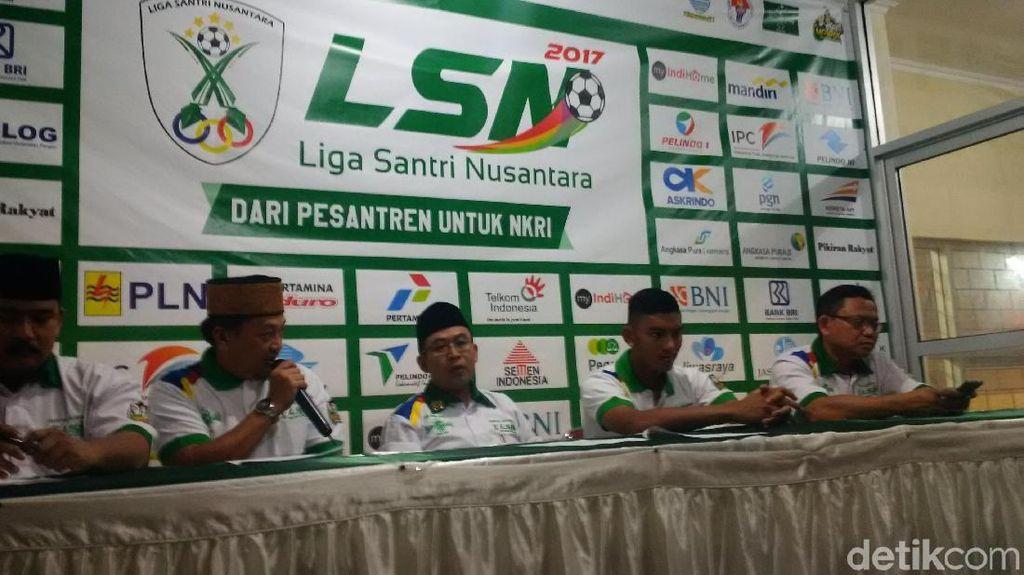 32 Tim Akan Bertarung di Seri Nasional Liga Santri Nusantara