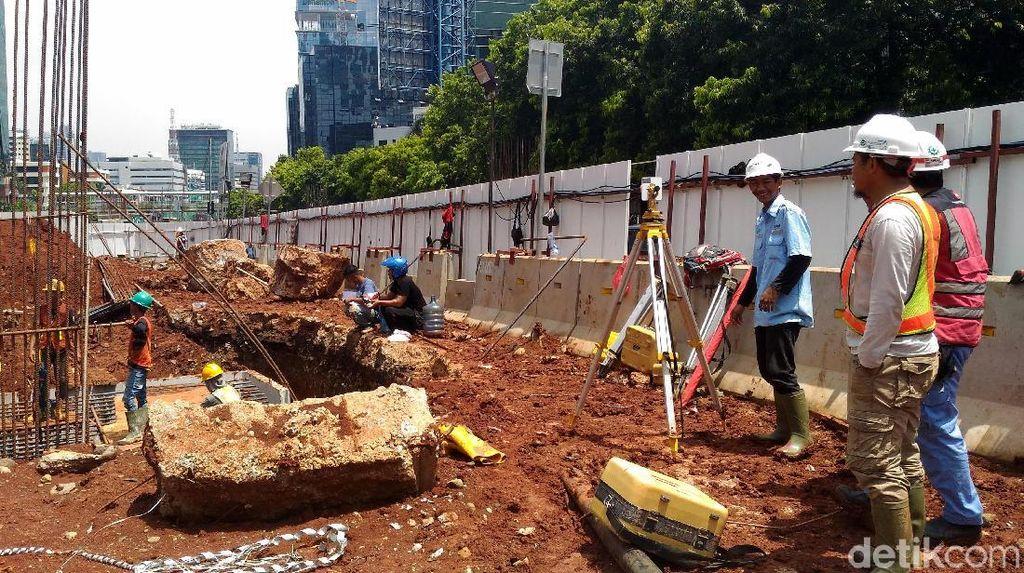 Sudah Sampai Kuningan, Begini Progres Proyek LRT Jabodetabek