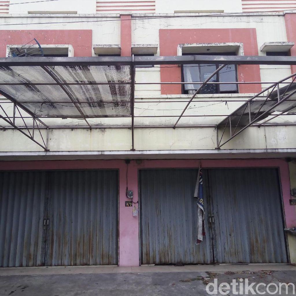 Polisi Geledah Tempat Tinggal Terduga Kasus Terorisme di Sukoharjo