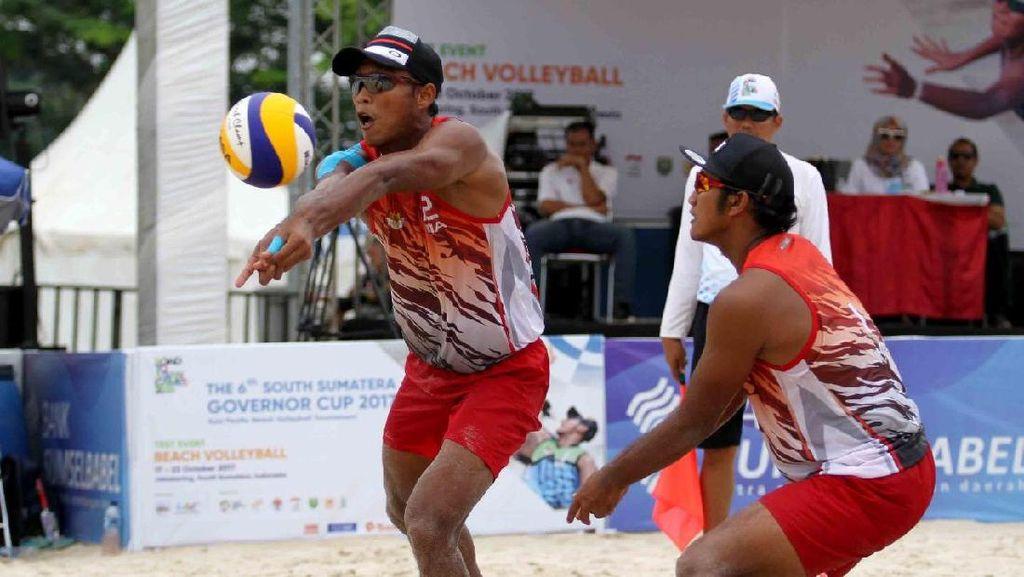 Peringatan Dini untuk Voli Pantai Sebelum Manggung di Asian Games
