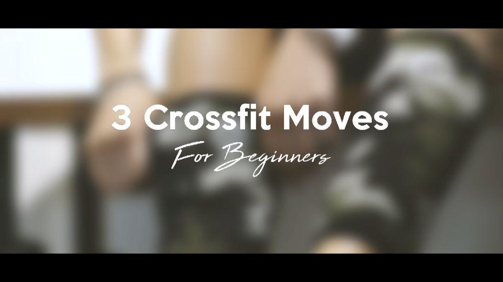 Coba Gerakan Crossfit Ini untuk Pemula