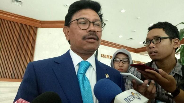 NasDem: Jokowi Bisa Terbitkan Perppu untuk Batalkan UU MD3