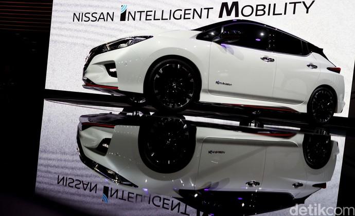 Melihat Garangnya LEAF Nismo dari Nissan