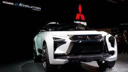e-Evolution Concept, Ketika SUV dan Mobil Listrik Jadi Satu