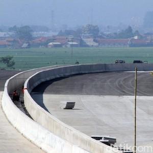 Faktor Cuaca Hingga Lahan Bikin Operasi Tol Jokowi Kerap Molor