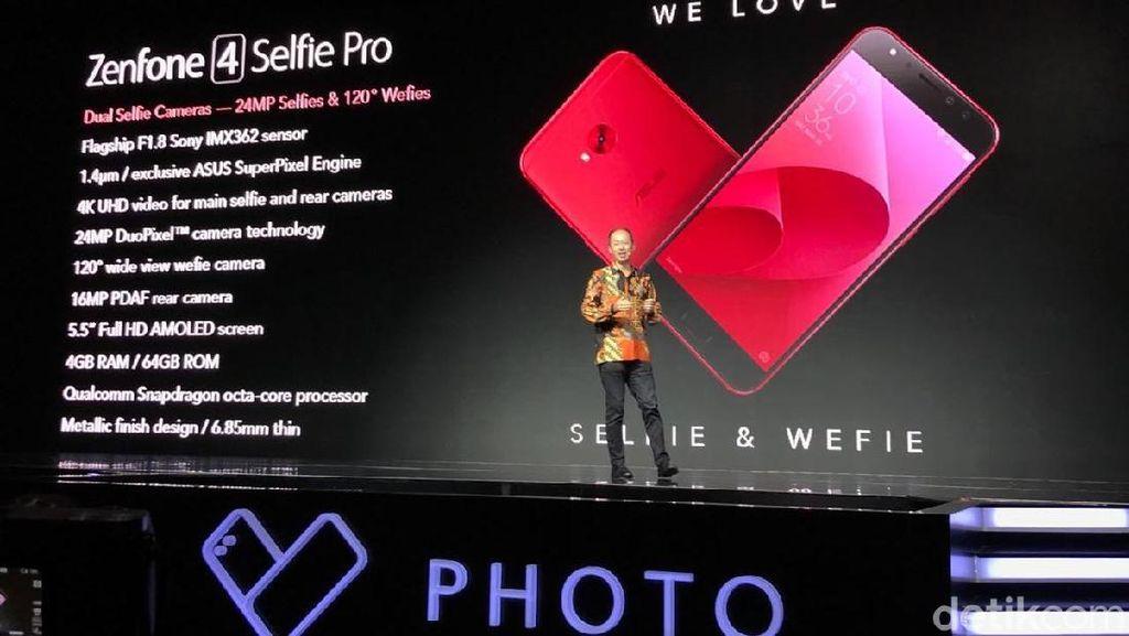 Asus Pastikan Android Oreo Buat Zenfone, Seri Apa Saja?