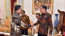 Reklamasi Tak Jadi Pembahasan Anies-Sandi dengan Jokowi