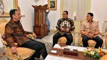Tak Bahas Reklamasi dengan Jokowi, Anies: Bukan Perhatian Utama
