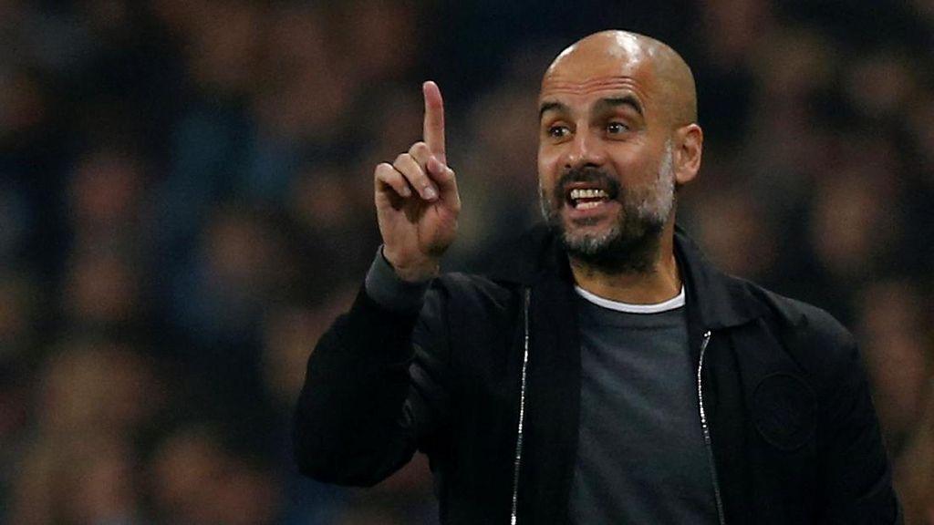 City Cuma Menang lewat Adu Penalti, Guardiola Salahkan Bola