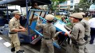 Jelang Puasa, Satpol PP akan Tertibkan PKL dan PSK di Bandung